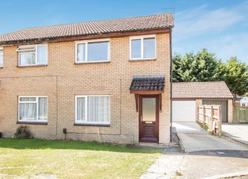 Thumbnail 3 bed semi-detached house for sale in Meadow Way, Yarnton, Kidlington