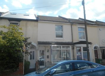 Thumbnail 5 bed terraced house to rent in Orchard Road, Southsea