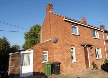 Thumbnail 3 bed semi-detached house for sale in Upwell, Norfolk