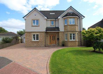 Thumbnail 5 bed detached house for sale in Bridgend Gardens, Bathgate