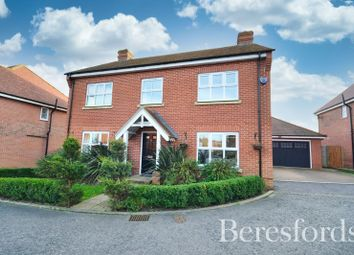 Thumbnail 6 bed detached house for sale in Bell Hill Close, Billericay, Essex