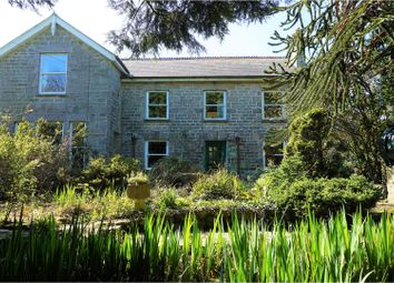 Thumbnail 5 bed detached house for sale in Tolgullow, Redruth