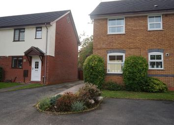 Thumbnail 1 bed semi-detached house to rent in Kerswell Drive, Shirley, Solihull