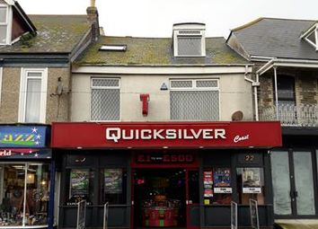 Thumbnail Commercial property for sale in 20-22 Fore Street, Newquay