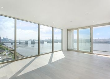 2 bed flat for sale in Liner House, Royal Wharf, London E16