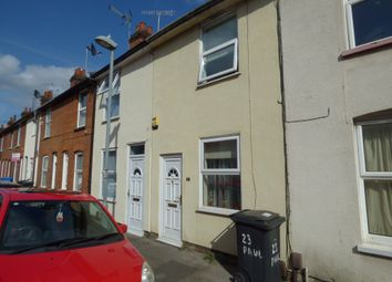 Thumbnail 2 bedroom terraced house for sale in Pauline Street, Ipswich