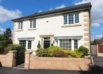 Thumbnail 4 bed detached house for sale in Waters Nook Close, Westhoughton