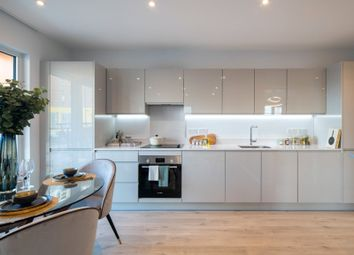 Thumbnail 2 bed flat for sale in Brunel Street Works, Canning Town