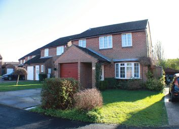 Thumbnail 4 bedroom detached house for sale in Grassymead, Fareham