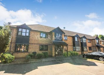 Thumbnail 1 bed flat for sale in Holland Close, Romford