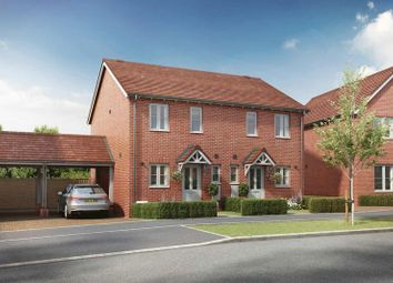 Thumbnail 2 bed semi-detached house for sale in Randolph Close, Maldon