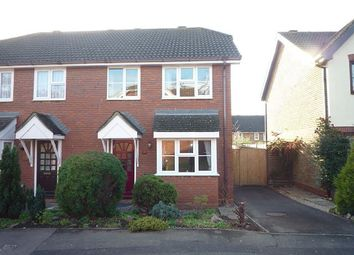 Thumbnail 3 bedroom semi-detached house to rent in Jenkyns Close, Botley, Southampton