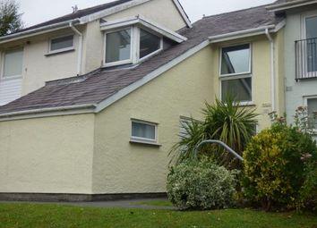 Thumbnail 3 bed terraced house for sale in Ffordd Siabod, Y Felinheli, Gwynedd