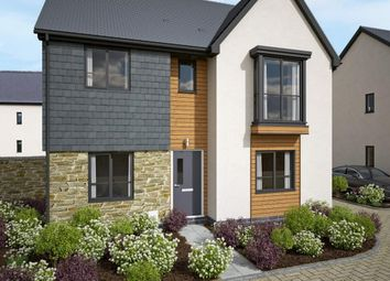 Thumbnail 4 bedroom detached house for sale in Plymbridge Lane, Derriford, Plymouth