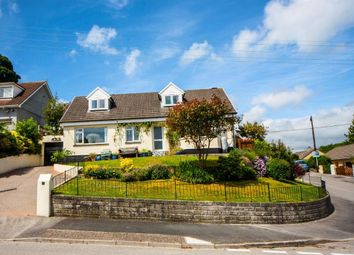 Thumbnail 4 bed detached house for sale in Union Hill, St Columb