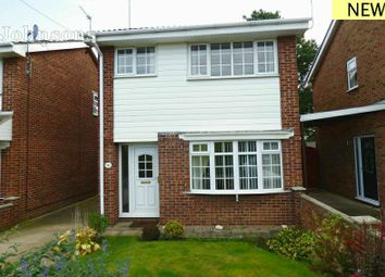 Thumbnail 3 bedroom detached house for sale in Handsworth Gardens, Armthorpe, Doncaster.