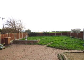 Thumbnail 2 bedroom end terrace house for sale in March Road, Turves, Peterborough