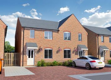 Thumbnail 3 bed semi-detached house for sale in Brookfield Mews, South Anston, Sheffield