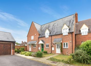 Thumbnail 2 bed terraced house for sale in Bramley Close, East Hanney, Wantage