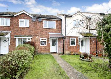 Thumbnail 2 bed terraced house for sale in Sheerstock, Haddenham, Aylesbury