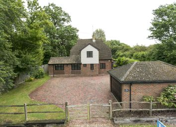 Thumbnail 4 bed detached house for sale in Chevening Road, Chipstead, Sevenoaks, Kent