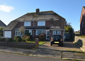Thumbnail 4 bed semi-detached house for sale in Moorside Avenue, Weymouth