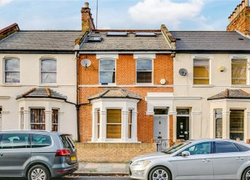 Thumbnail 4 bed terraced house to rent in Rosaline Road, Fulham, London