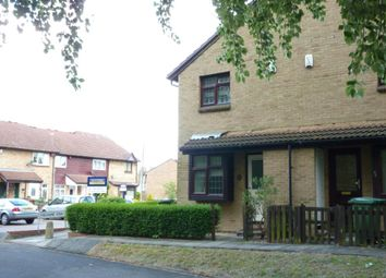 Thumbnail 1 bed terraced house to rent in Haldane Road, Thamesmead, London