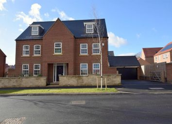 Thumbnail 5 bed detached house for sale in Princess Boulevard, Nottingham