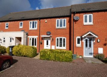 Thumbnail 2 bed terraced house for sale in Sloe Close, Weston-Super-Mare