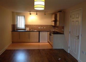 Thumbnail 2 bed flat to rent in Catherine Court, Moor Street, Burton On Trent