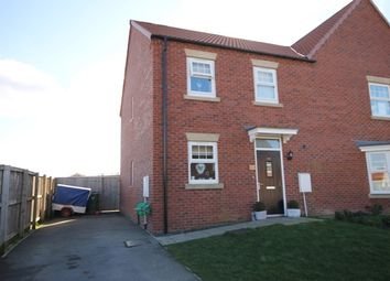 Thumbnail 2 bed semi-detached house for sale in Mill Meadows Lane, Filey
