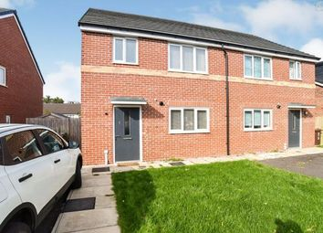 Thumbnail 3 bed semi-detached house for sale in Rowan Tree Road, Oldham, Greater Manchester