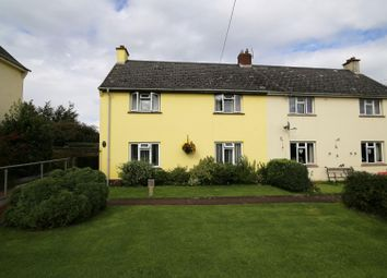 Thumbnail 3 bedroom property for sale in East End, Poughill, Crediton