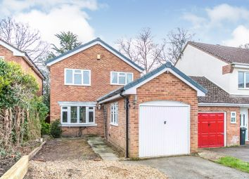 Thumbnail 3 bedroom detached house for sale in The Curlews, Verwood