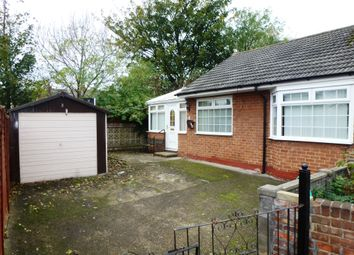 Thumbnail 1 bedroom semi-detached bungalow for sale in Costain Grove, Norton, Stockton-On-Tees