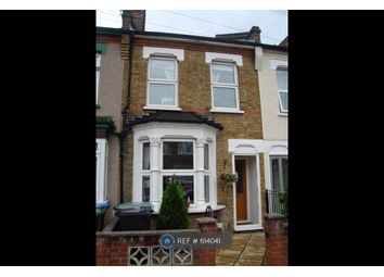 Thumbnail 3 bed terraced house to rent in Elmhurst Road, Enfield