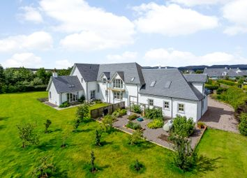 Thumbnail 5 bedroom detached house for sale in Kinloch Park, Clathymore, Tibbermore, Perth