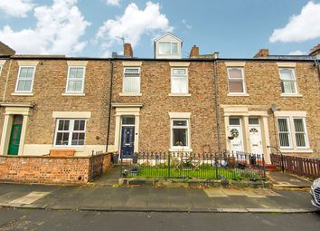 Thumbnail 4 bed terraced house for sale in Frank Place, North Shields