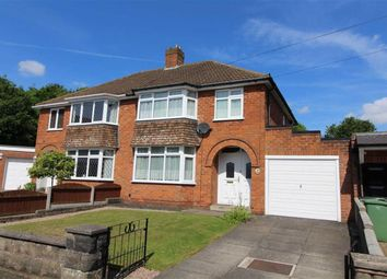 Thumbnail 3 bedroom semi-detached house for sale in Lansdowne Close, Bramford, Coseley