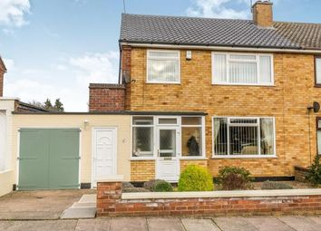 Thumbnail 3 bed semi-detached house for sale in Edgehill Road, Duston, Northampton, Northamptonshire