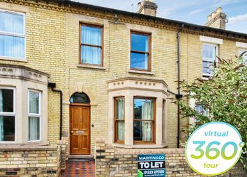 Thumbnail 3 bed terraced house to rent in Tenison Road, Cambridge