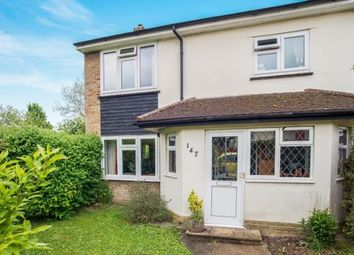 Thumbnail 3 bedroom end terrace house for sale in Tadworth, Surrey, England