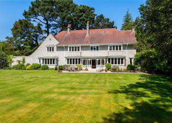 Thumbnail 6 bed detached house for sale in Bury Road, Branksome Park