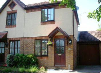 Thumbnail 1 bed terraced house to rent in Lucas Green, West End, Woking
