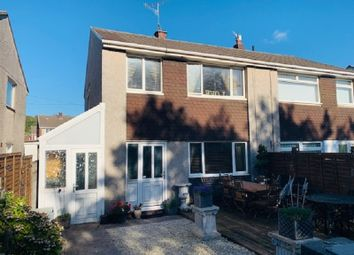 Thumbnail 3 bed semi-detached house for sale in Millbrook, Baglan, Port Talbot, Neath Port Talbot.