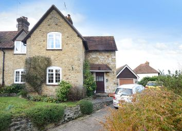 Thumbnail 3 bed semi-detached house for sale in Old Oxted, Surrey