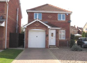 Thumbnail 3 bed detached house to rent in Fiddlers Drive, Armthorpe, Doncaster