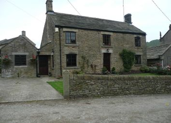Thumbnail 3 bed detached house for sale in Farm Cottage, Hollinsclough, Derbyshire