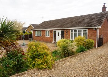 Thumbnail 3 bedroom detached bungalow for sale in Broadgate, Spalding